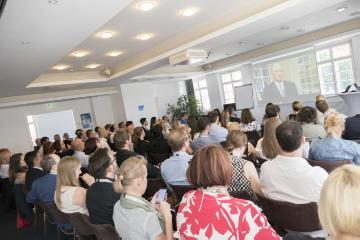 Conference for digital, marketing and communication managers. Vienna 6th and 7th June 2016.