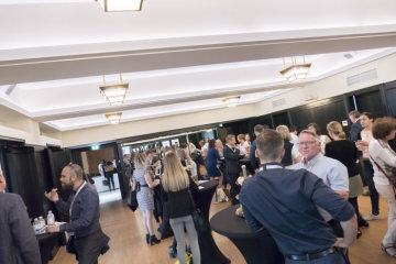 Boutique conference for digital, marketing and comms managers. Images may be used freely when reporting on the Digital Leadership Forum. Mentioning of Advatera is welcome.
